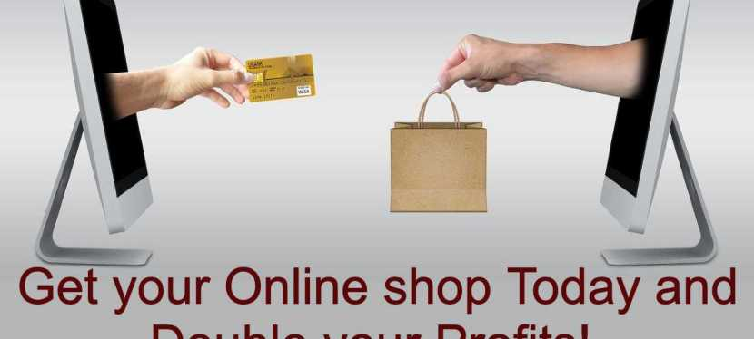 How can an Online Shop help Small Business?